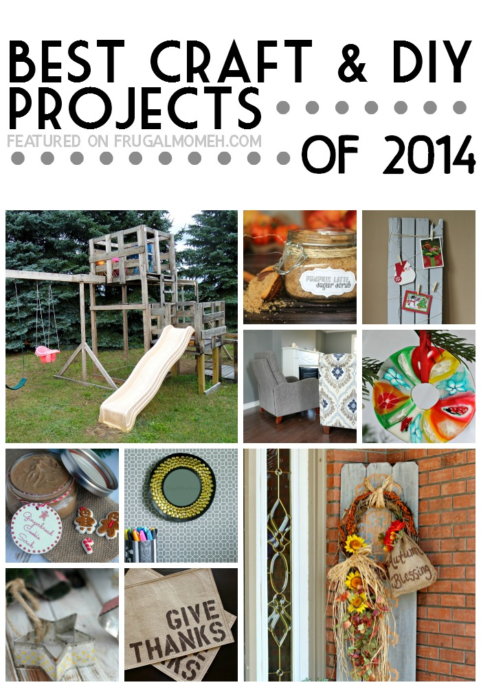 Best Craft & DIY Projects of 2014