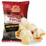 """""""Warm Your Corn"""" Ready-Popped Gourmet Popcorn you can Warm from Popcorn Indiana"""