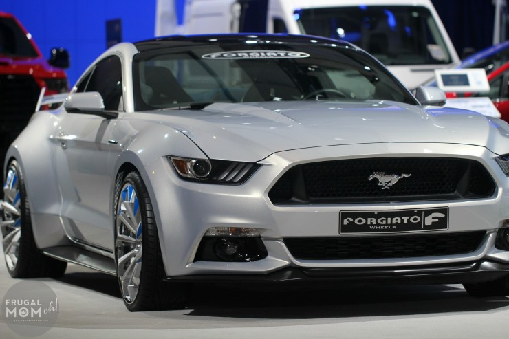 2015 Ford Mustang by Forgiato