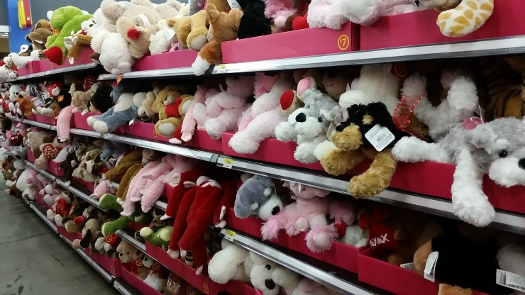 gifts fromtheheart for my valentines from walmart - Walmart Valentines Stuffed Animals