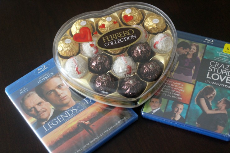 Gifts #FromTheHeart for my Valentine's from Walmart