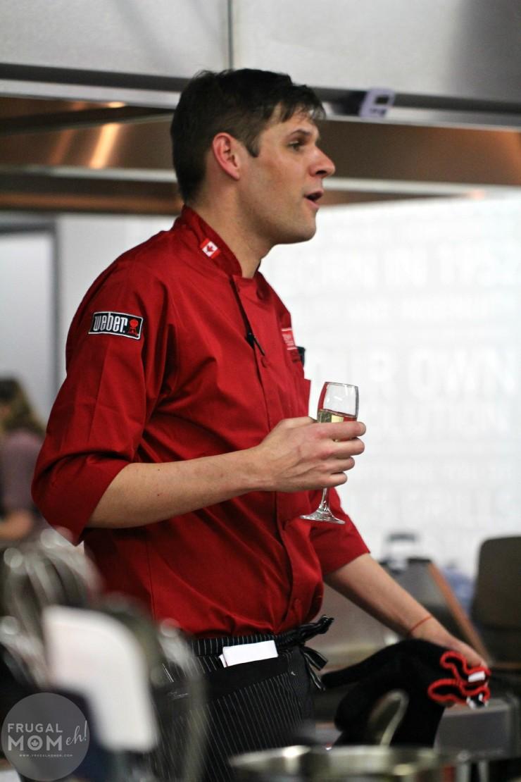 Weber Grill Academy: Canada's First Grilling School #WeberFun