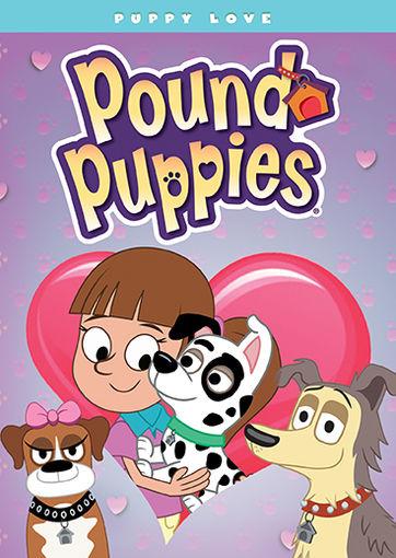 Pound Puppies Puppy Love