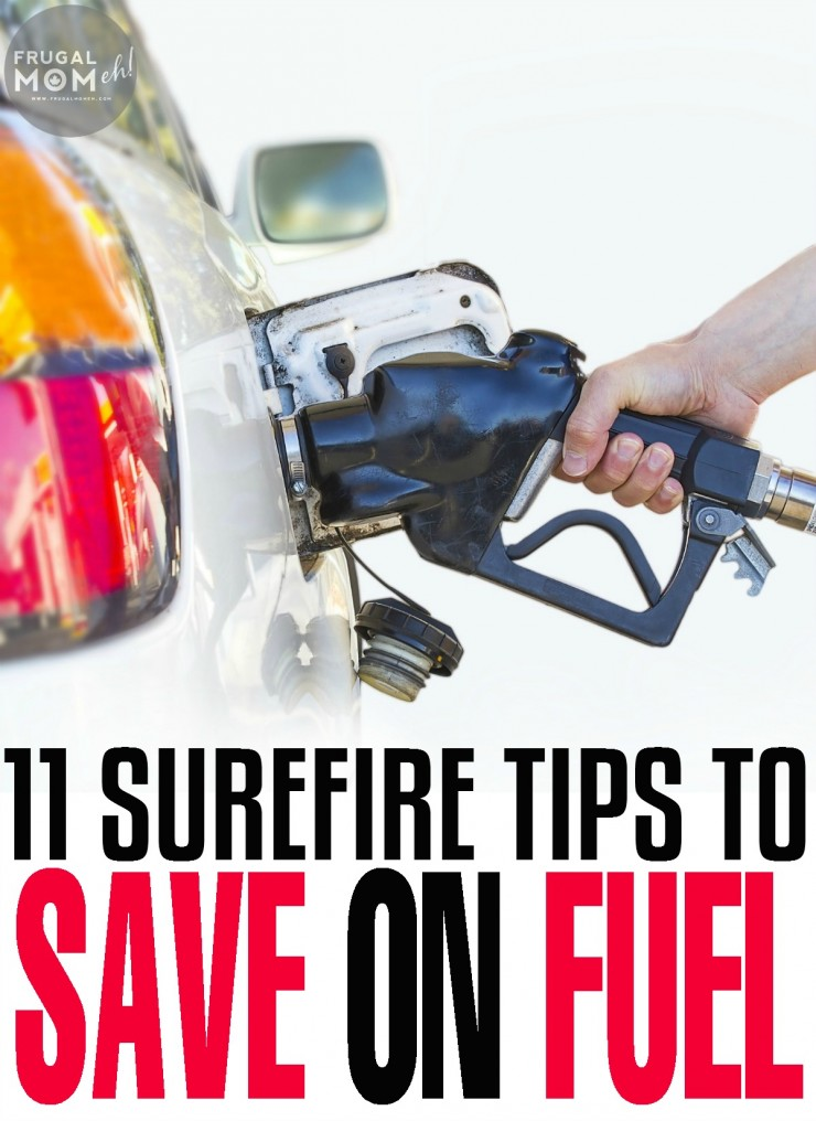 5 Surefire Tips To Save On Fuel so you can put your money to work instead of into your car. Some of these double as great travel tips!