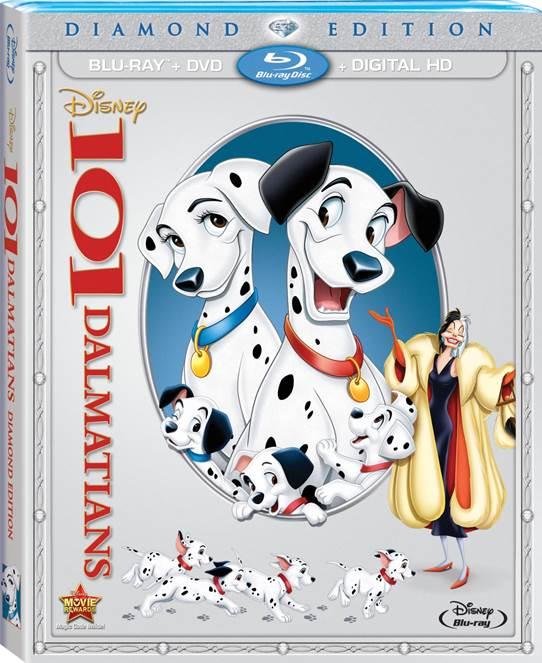 Disney's 101 Dalmatians Diamond Edition