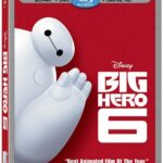 Disney's Big Hero 6 Blu-Ray Combo Pack