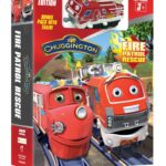 Chuggington: Fire Patrol Rescue DVD