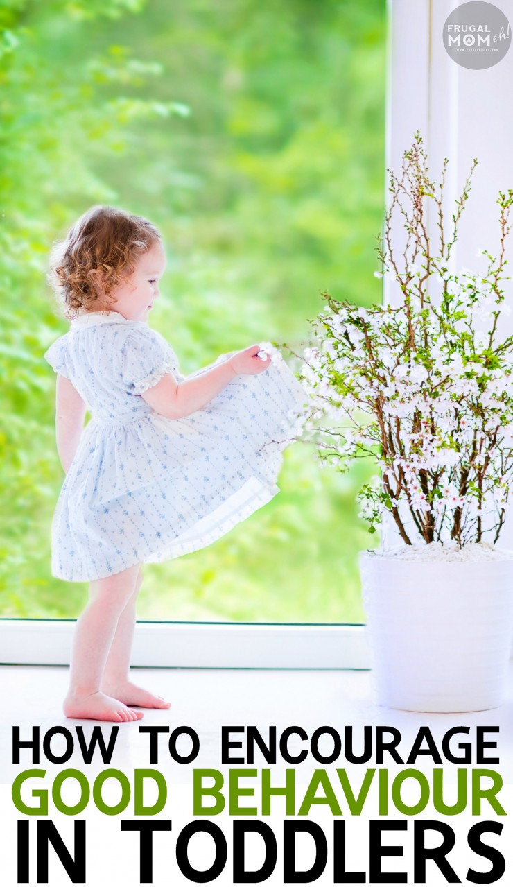 How to Encourage Good Behaviour in Toddlers with Positive Parenting Methods