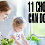 11 Chores Toddlers Can Do On Their Own