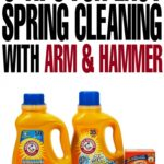 5 Tips for Easy Spring Cleaning with Arm & Hammer™