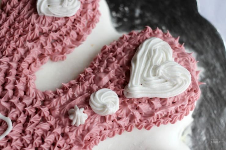 Princess Crown Cake Tutorial