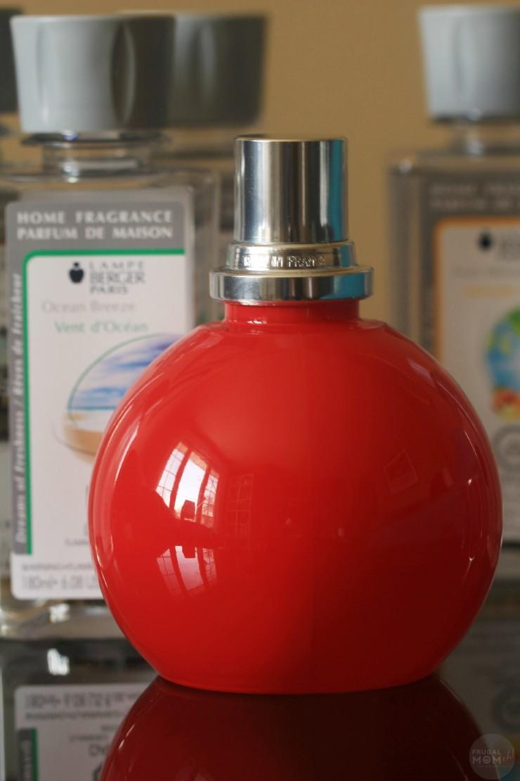 Lampe Berger Paris: Purifies & Perfumes #LampeBergerBA