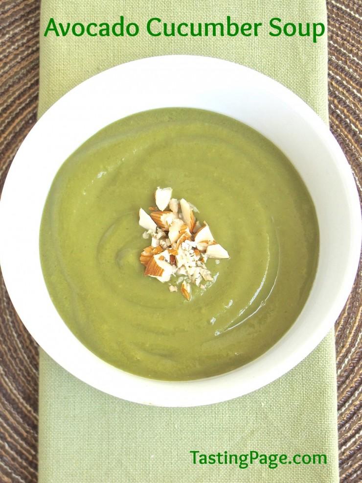 avocado+cucumber+soup