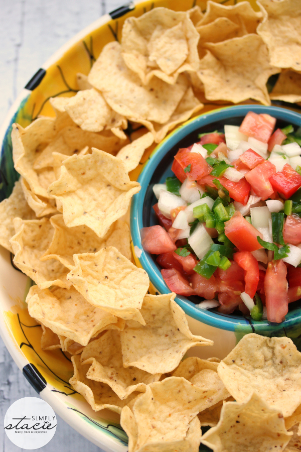 Recipe for easy mexican appetizers