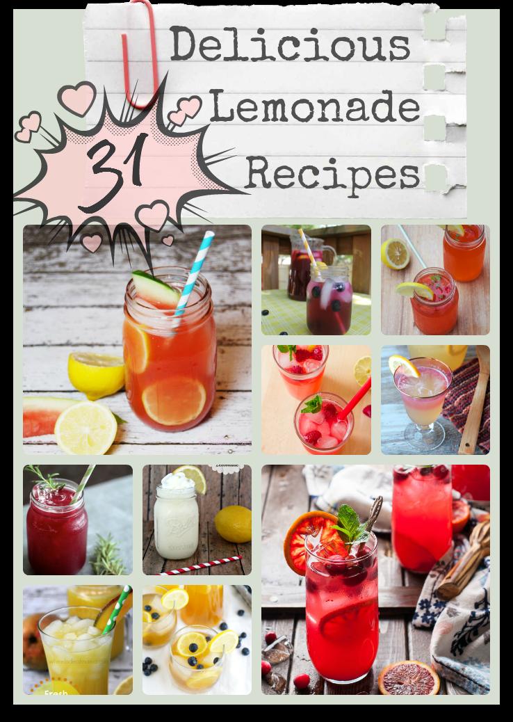 Cheesecake factory lemonade recipes