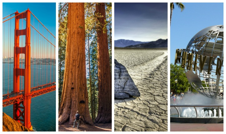 7 Must-See Attractions in California