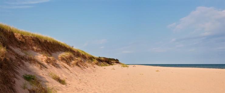 Basin Head Beach