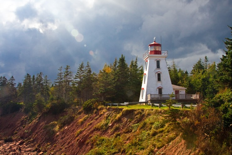 Cape Bear Lighthouse