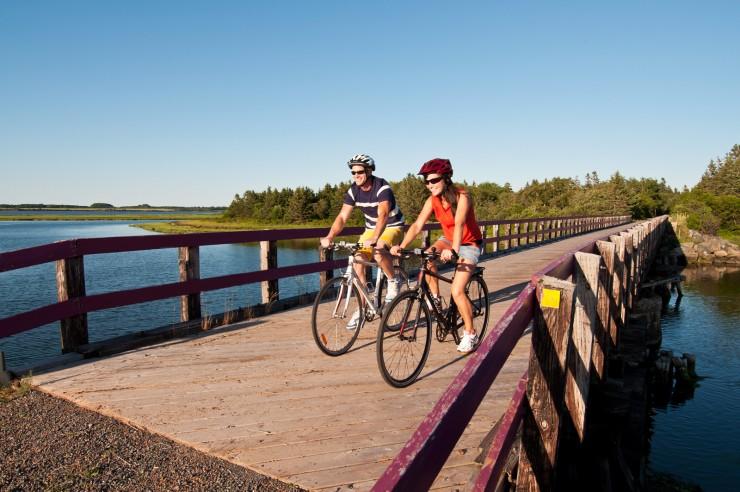Confederation Trail PEI