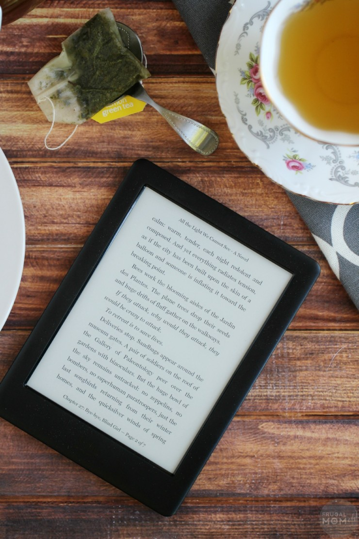 Read Anywhere with the Kobo Glo HD