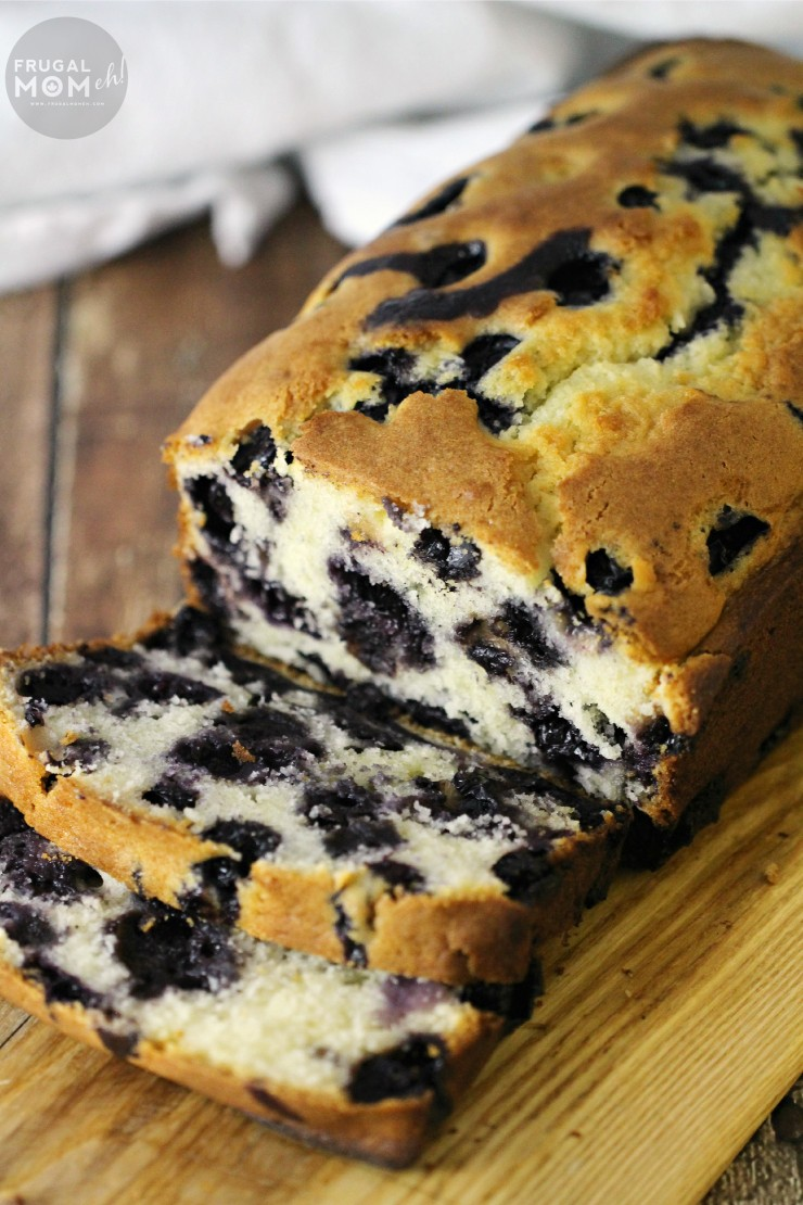 Blueberry Lemon Coffee Cake Frugal Mom Eh