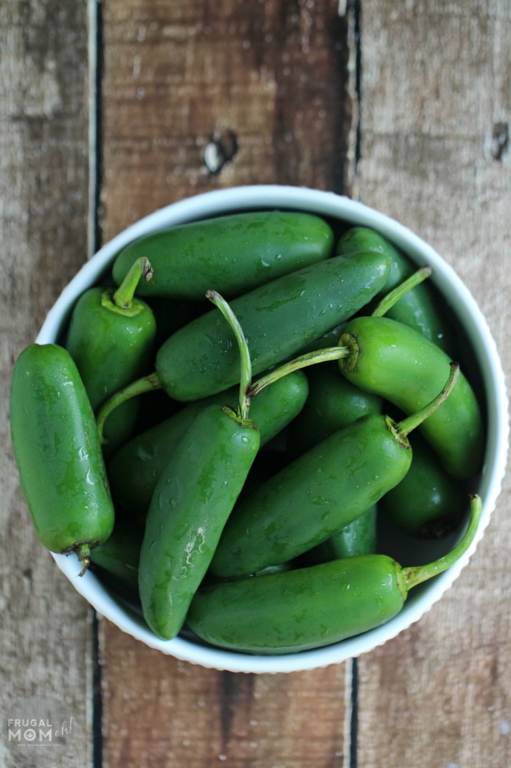 Perfect Pickled Jalapeño Peppers with this easy canning recipe. These are super hot and spicy!