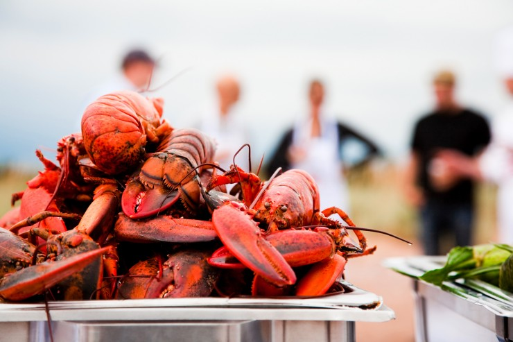 Lobster Dinner PEI