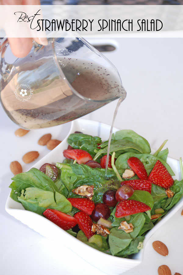 best-strawberry-spinach-salad