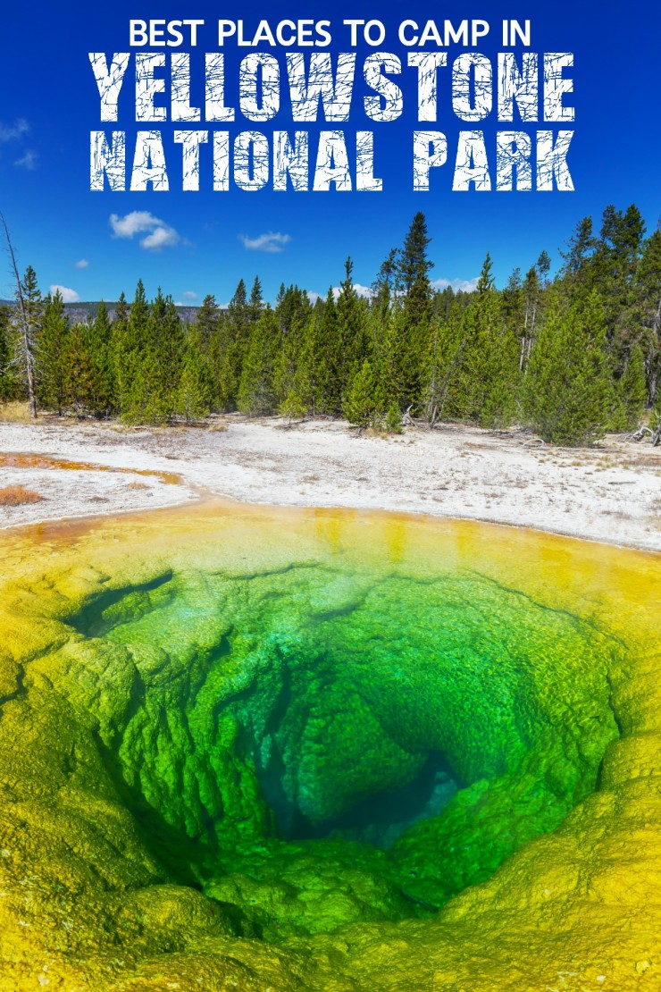 Best places to camp in yellowstone national park frugal for Good places to go fishing near me