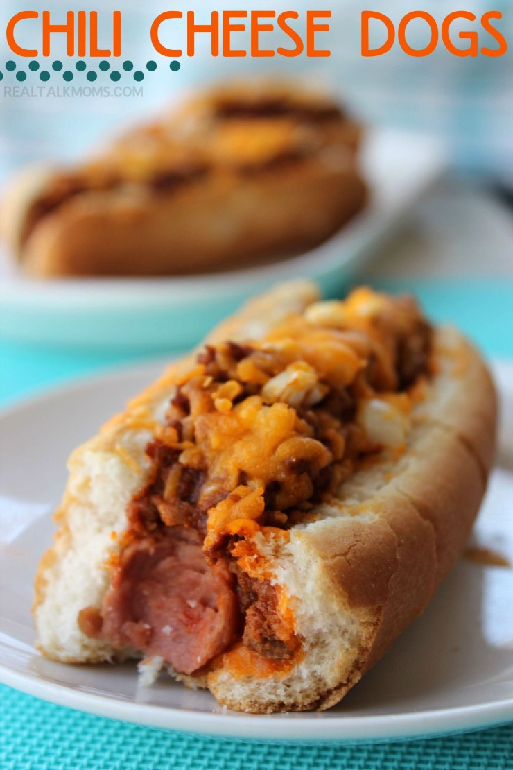 Chili Cheese Dogs – Chili Cheese Dogs are a staple way to dress a ...