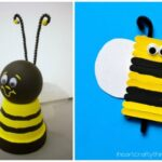 25 Buzzy Bee Crafts & Activities