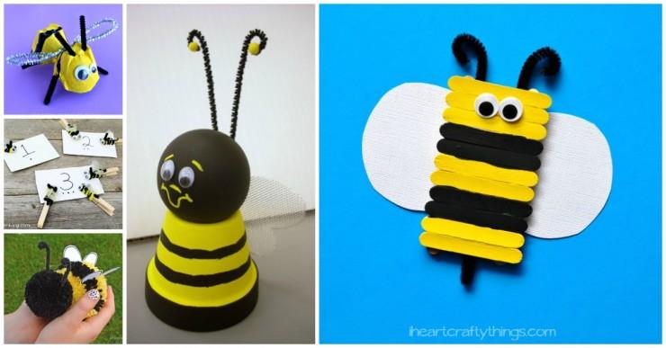 25 Buzzy Bee Crafts & Activities