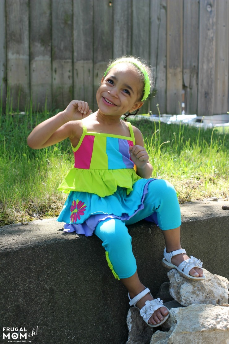 Limeapple Girl's Activewear