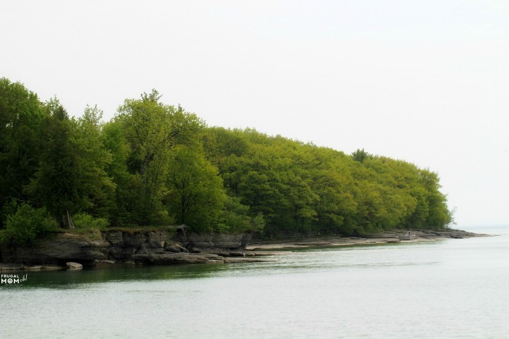 View from Sandbanks Beach -   7 Must-See Attractions in Prince Edward County, Ontario - One of Canada's Top Tourist Destinations!