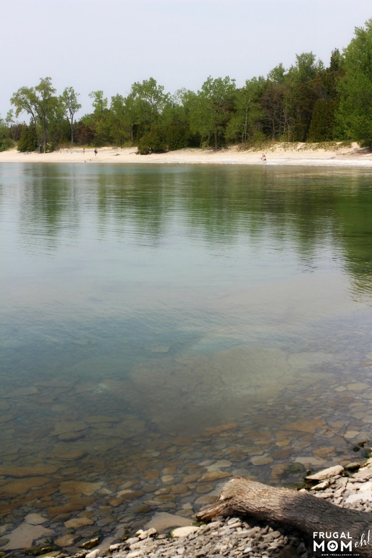 View of Sandbanks Beach - -   7 Must-See Attractions in Prince Edward County, Ontario - One of Canada's Top Tourist Destinations!