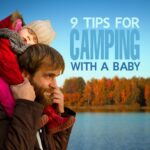 9 Tips for Camping with a Baby