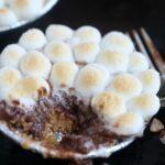 Mini Peanut Butter S'mores Tarts