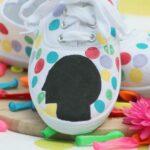"DIY Disney • Pixar's ""Inside Out"" Themed Shoes"