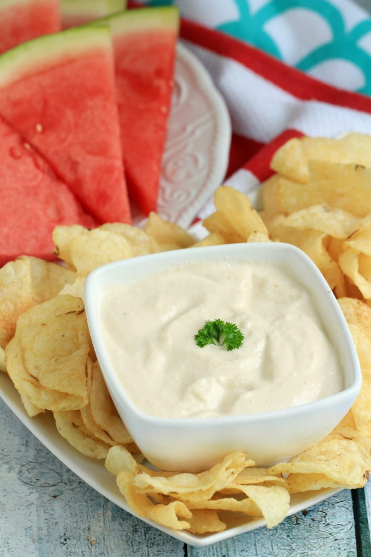 Smokey Onion Dip