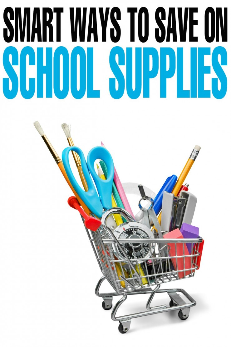 5 Smart Ways to Save Money on School Supplies