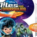 Miles from Tomorrowland: Let's Rocket DVD