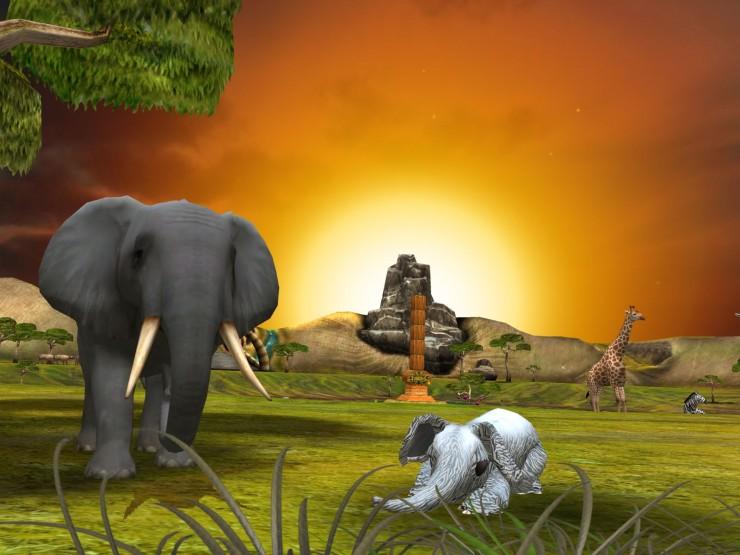 Safari Tales: An Adventure in Literacy