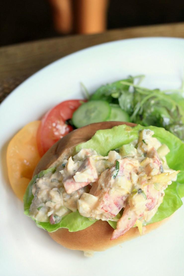 Egg & Lobster Rolls