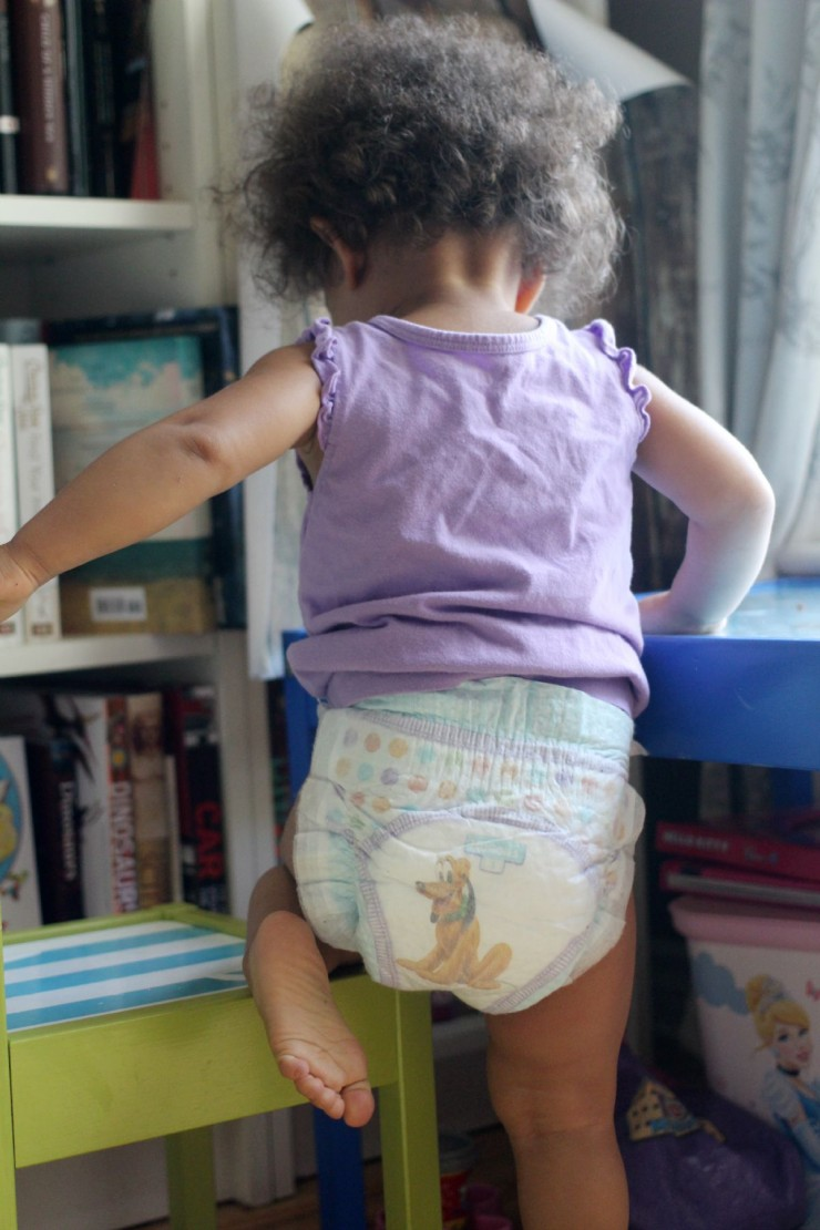 Dry Bums mean More Time for Fun with #LittleMoversPlus
