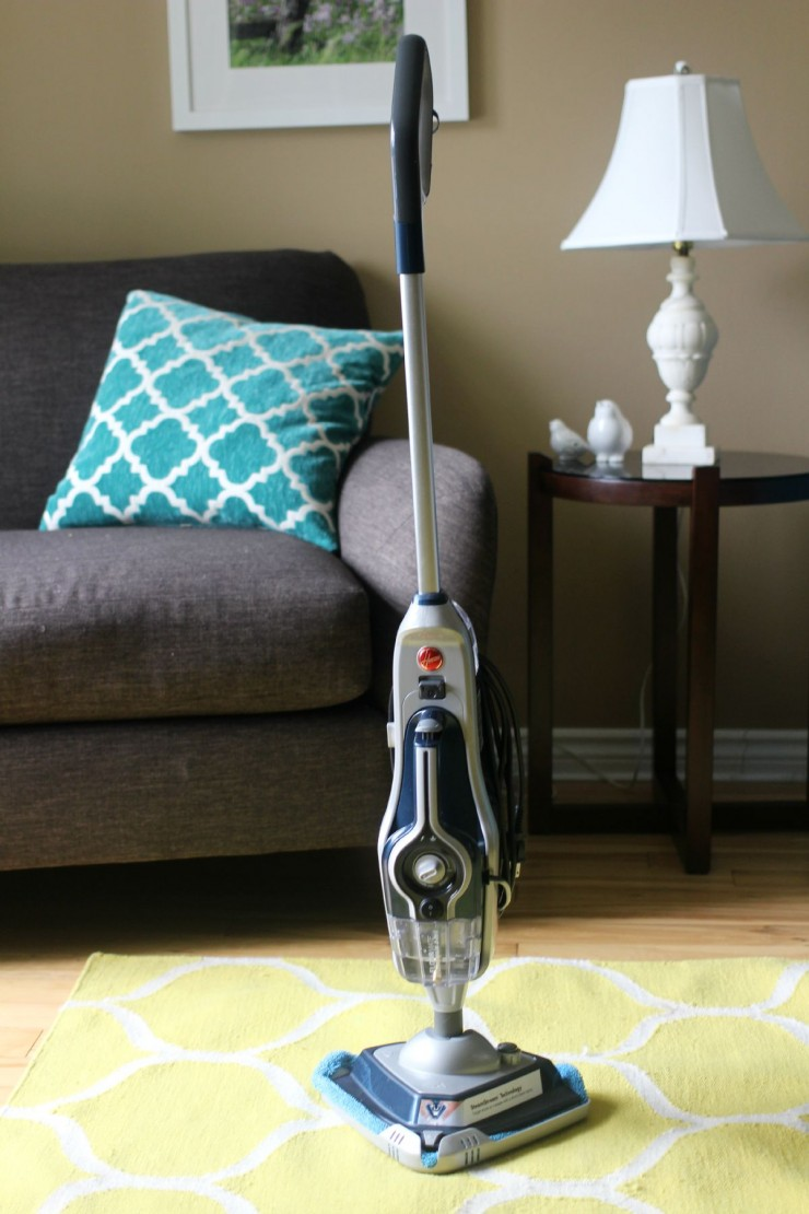 Hoover FloorMate® SteamScrub™ 2-IN-1