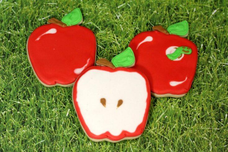 Apple Sugar Cookies