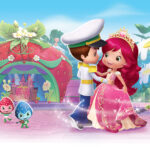 Strawberry Shortcake: Berry Tales DVD
