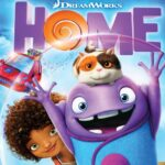 DreamWorks HOME Blu-Ray