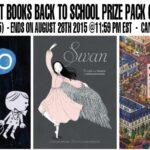 Go Back to School with Raincoast Books