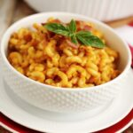 Pumpkin Mac 'n Cheese